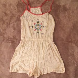 Truth romper medium